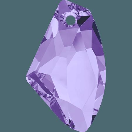 Swarovski 6656 - Galactic Vertical, Tanzanite