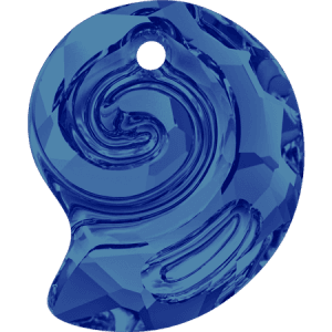 Swarovski 6731- Sea Snail partly frosted