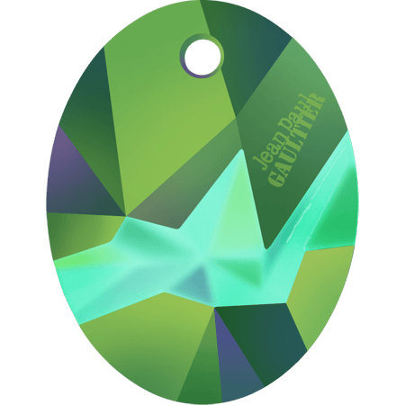 Swarovski 6910 - Kaputt Oval