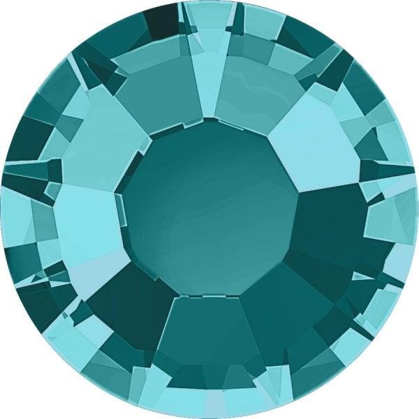 Stellux Flat Back – Hotfix, Blue Zircon