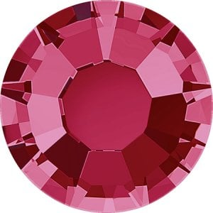 Stellux Flat Back – Hotfix, Deep Pink
