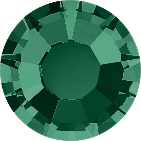 Stellux Flat Back – Hotfix, Emerald