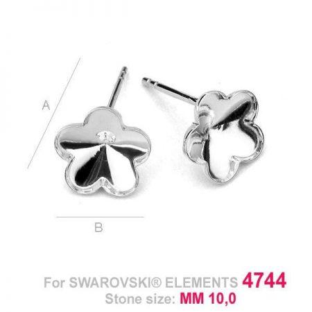 Swarovski 4744, Flower Fancy