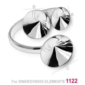 Swarovski 1122, Rivoli