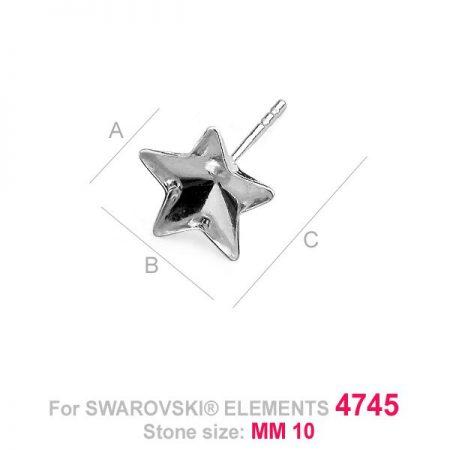 Swarovski 4745, Star