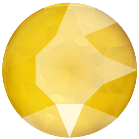 Swarovski 1088 - XIRIUS Chaton, Crystal Buttercup