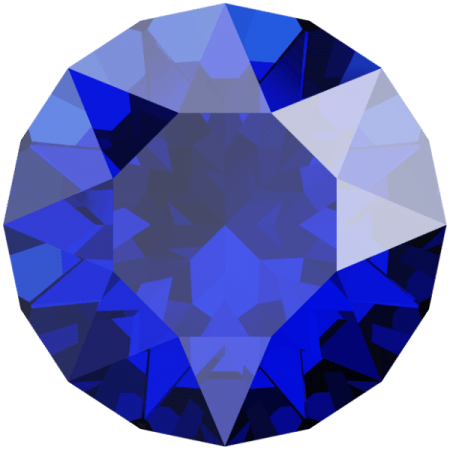 Swarovski 1088 - XIRIUS Chaton, Majestic Blue
