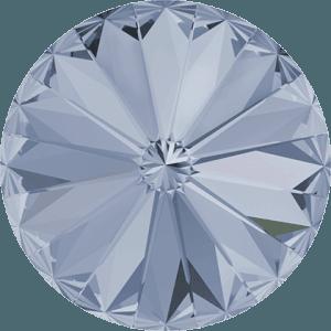 Swarovski 1122 - Rivoli Chaton, Crystal Blue Shade