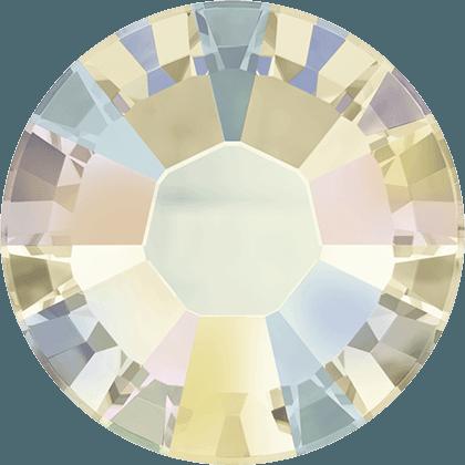 Swarovski 2038 - XILION Rose, Hotfix, Crystal Shimmer