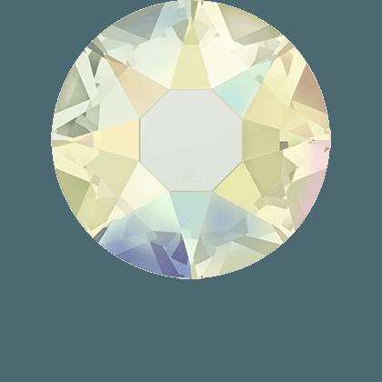Swarovski 2078 - XIRIUS Rose, Hotfix, Crystal Shimmer