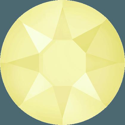 Swarovski 2078 - XIRIUS Rose, Hotfix, Crystal Powder Yellow