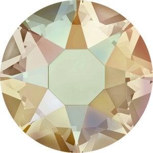 Swarovski 2078 - XIRIUS Rose, Hotfix, Silk Shimmer