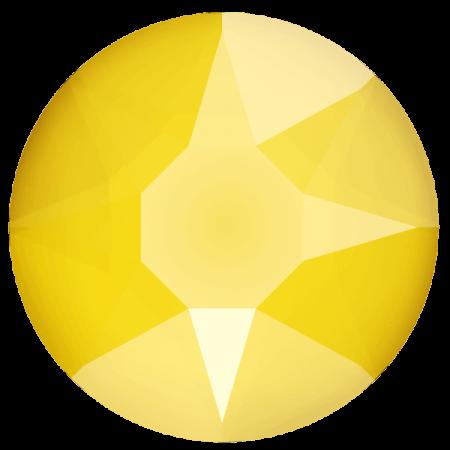 Swarovski 2078 - XIRIUS Rose, Hotfix, Crystal Buttercup