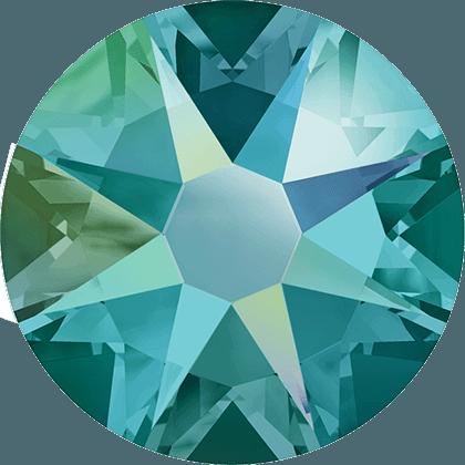Swarovski 2088 - Xirius Rose, Blue Zircon Shimmer