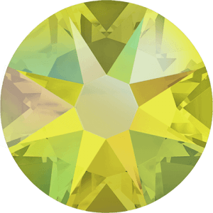 Swarovski 2088 - Xirius Rose, Citrine Shimmer