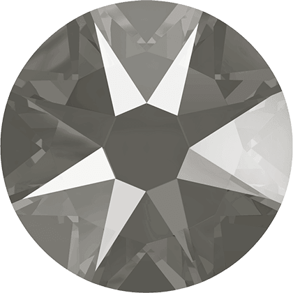 Swarovski 2088 - Xirius Rose, Crystal Dark Grey