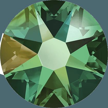 Swarovski 2088 - Xirius Rose, Erinite Shimmer