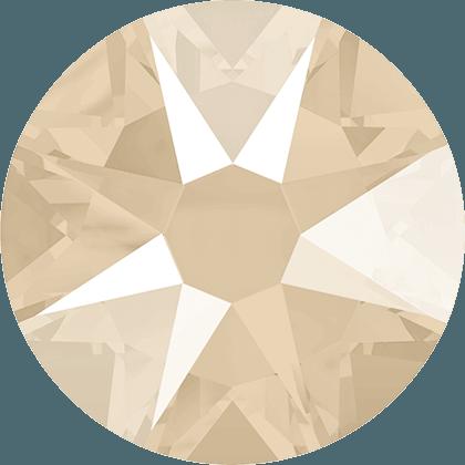 Swarovski 2088 - Xirius Rose, Crystal Ivory Cream
