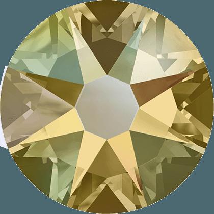 Swarovski 2088 - Xirius Rose, Light Colorado Topaz Shimmer