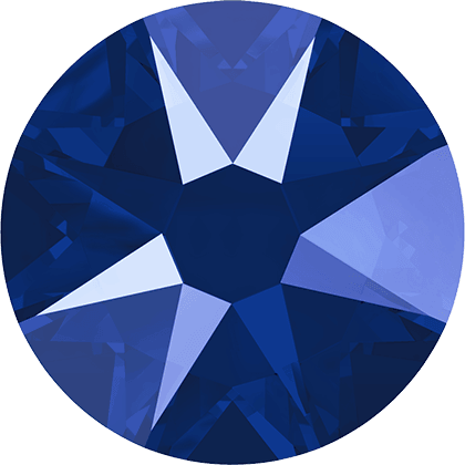 Swarovski 2088 - Xirius Rose, Crystal Royal Blue