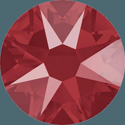 Swarovski 2088 - Xirius Rose, Crystal Royal Red