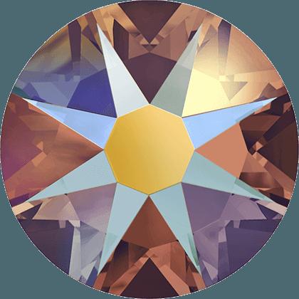 Swarovski 2088 - Xirius Rose, Topaz Shimmer