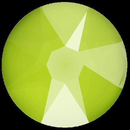 Swarovski 2088 - Xirius Rose, Crystal Lime
