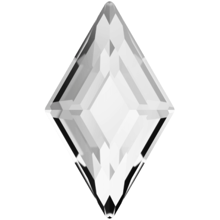 Swarovski 2773 - Diamond Shape, Hotfix - Crystal