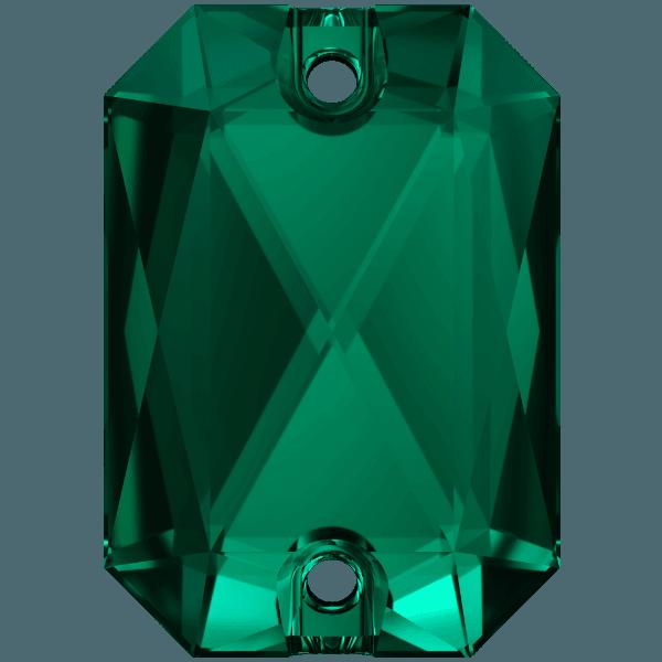 Swarovski 3252 - Emerald Cut