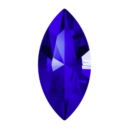 Swarovski 4228 - XILION Navette, Majestic Blue