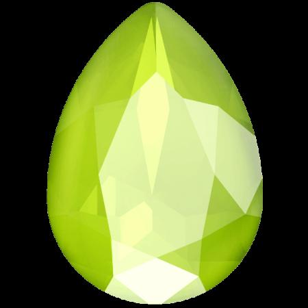 Swarovski 4320, Crystal Lime