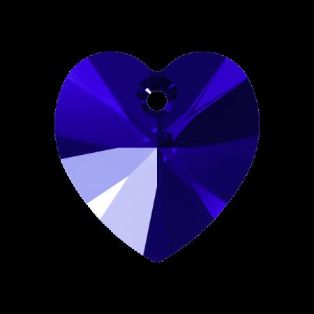 Swarovski 6228 - XILION Heart, Majestic Blue