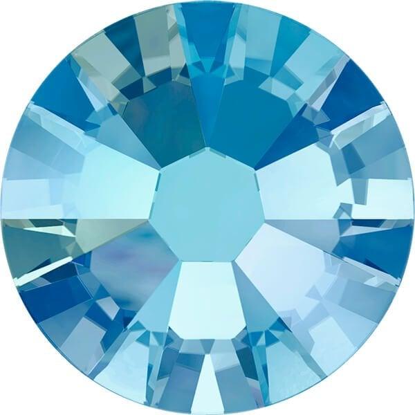 Swarovski Light sapphire shimmer