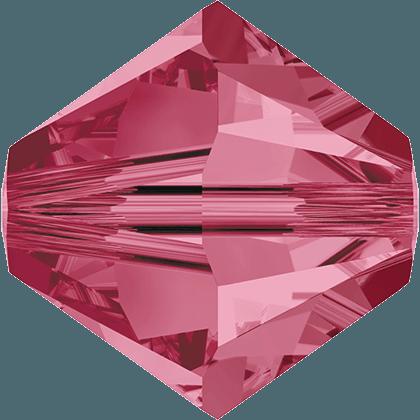 Swarovski 5328 - XILION, Indian Pink