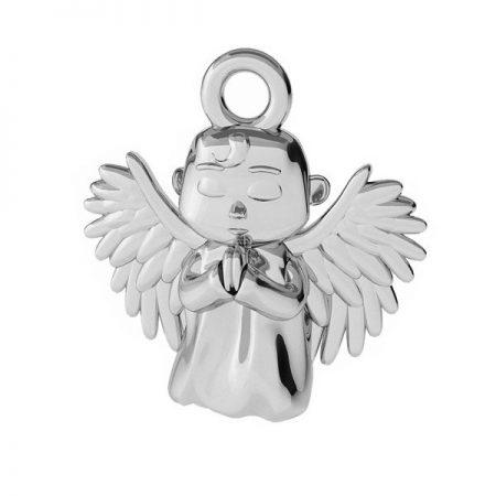 Символ Висулка Ангел - от сребро 925.