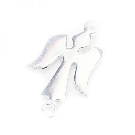 Сребърна Висулка P065, Ангел