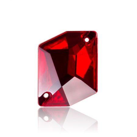 Cosmic кристал за зашиване, червен, рокли, танци, трика