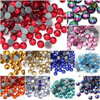 Кристали и камъни SPARK за топло лепене