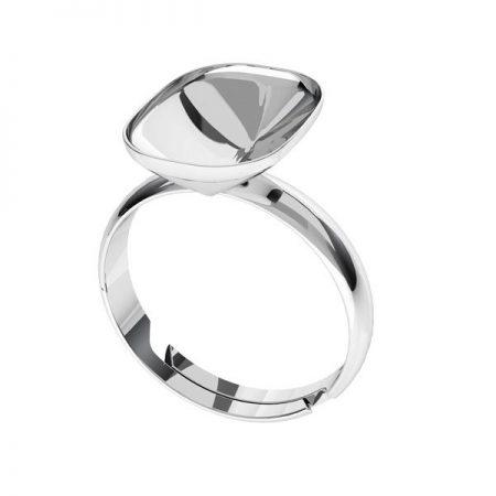 Сребърна основа за кристали Сваровски