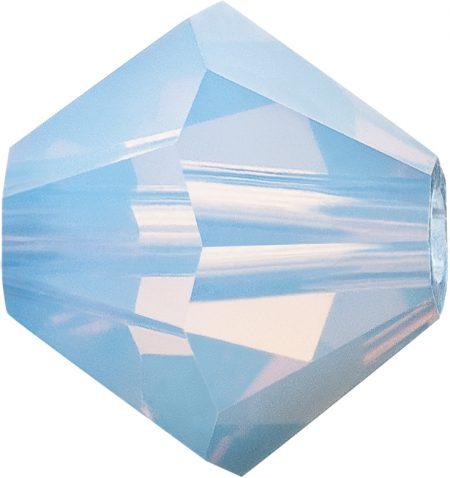 Preciosa Мъниста Light Sapphire Opal